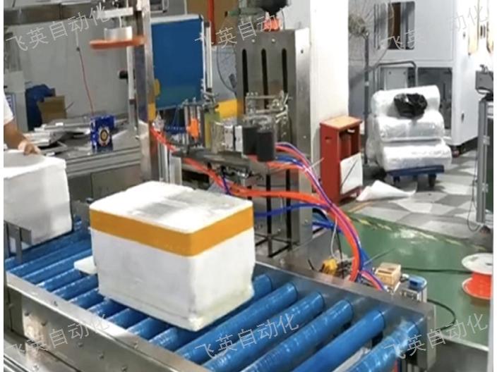四川自动折盖封箱机种类 贴心服务 飞英自动化设备供应