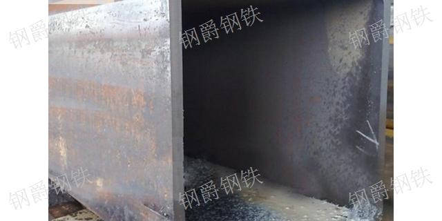 河南Q355B方管优质代理商 创造辉煌「钢爵供」