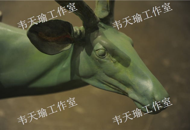江西校区当代雕塑制作 服务至上「上海广视环境艺术供应」