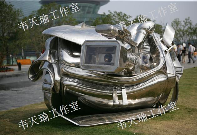 雕塑公共艺术多少钱「上海广视环境艺术供应」