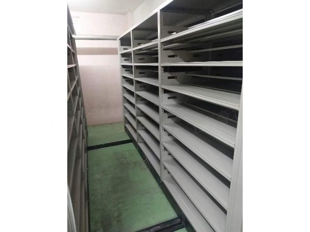 上海松江密集柜生产商 更衣柜厂家「上海豪派办公家具供应」