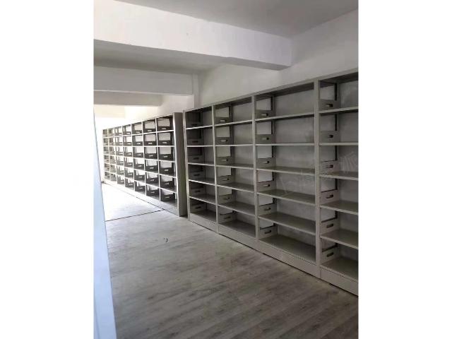 上海市青浦区图书馆书架厂家 办公家具厂 上海豪派办公家具供应