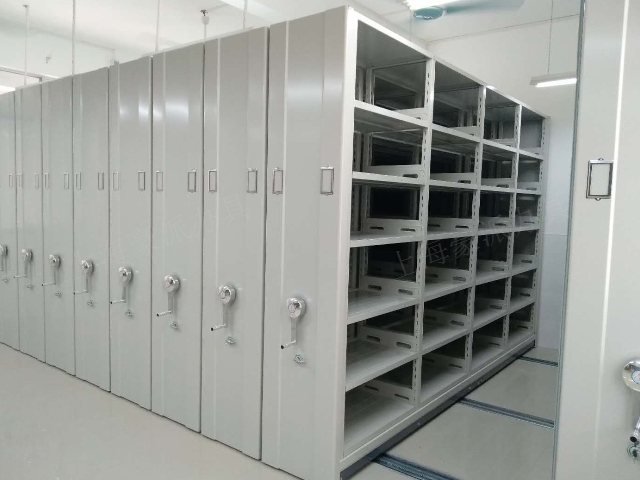 上海市定制钢制书架厂家 诚信为本 上海豪派办公家具供应