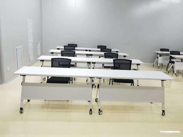 上海黄浦实木大班台会议桌 诚信为本「上海豪派办公家具供应」