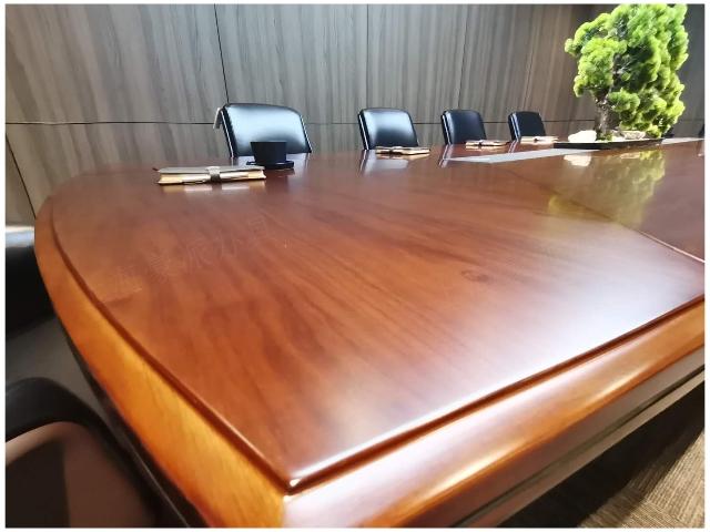 休闲会议桌大概多少钱 诚信为本「上海豪派办公家具供应」