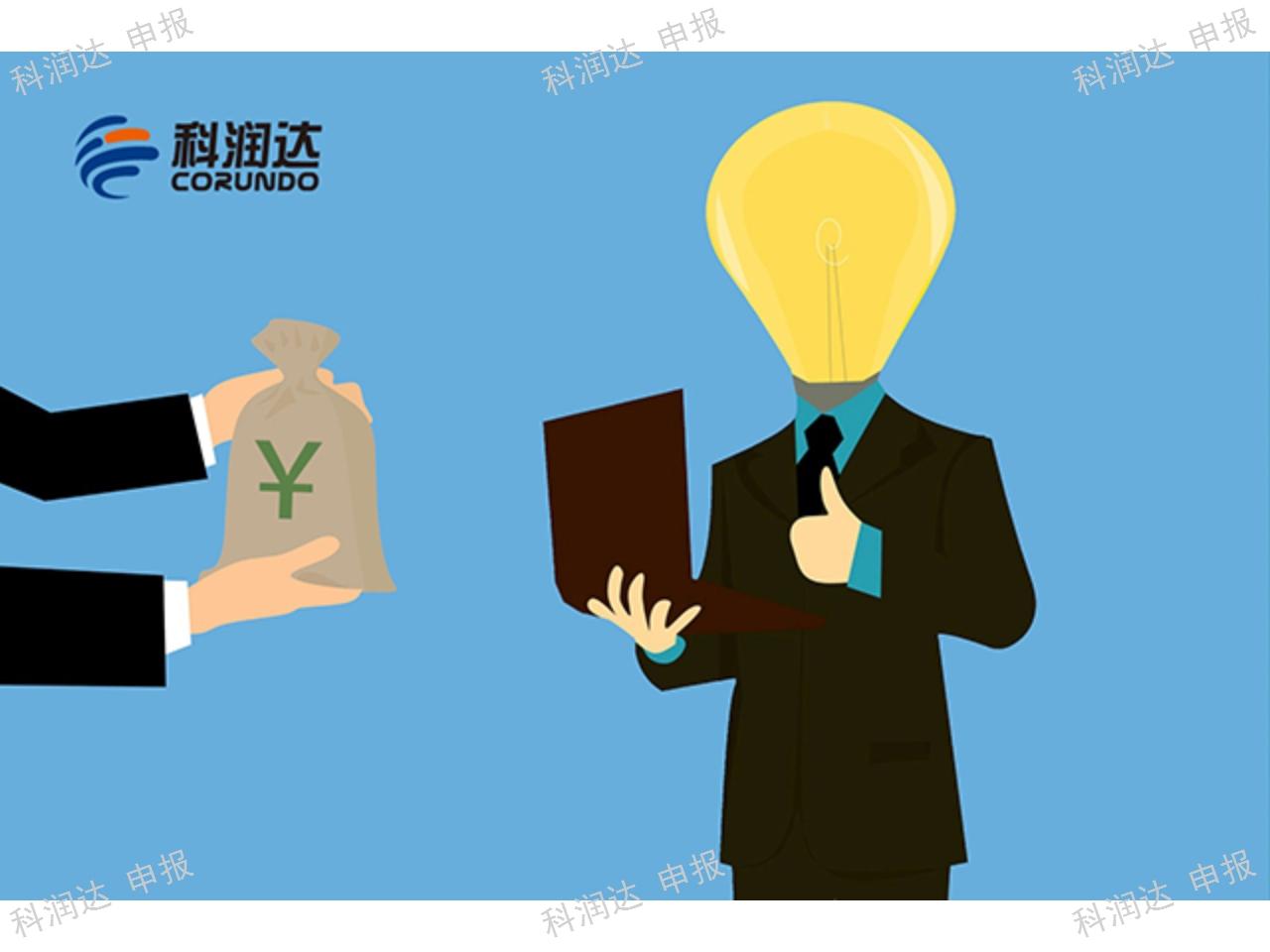 嘉定区靠谱技术创新项目名单 诚信服务 上海科润达供应