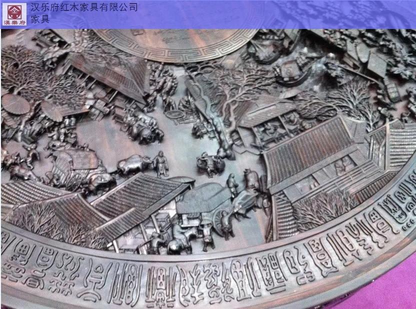 宁波中堂家具品牌「上海汉乐府家具供应」