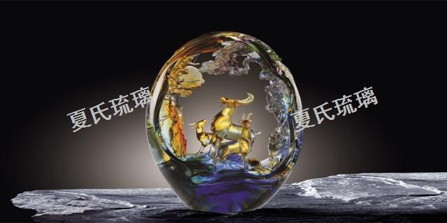 苏州***夏氏琉璃来电咨询 服务至上「上海弘业工艺品供应」