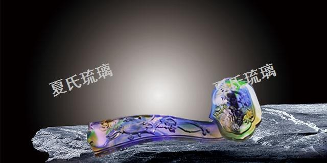 优质夏氏琉璃推荐产品 值得信赖「上海弘业工艺品供应」