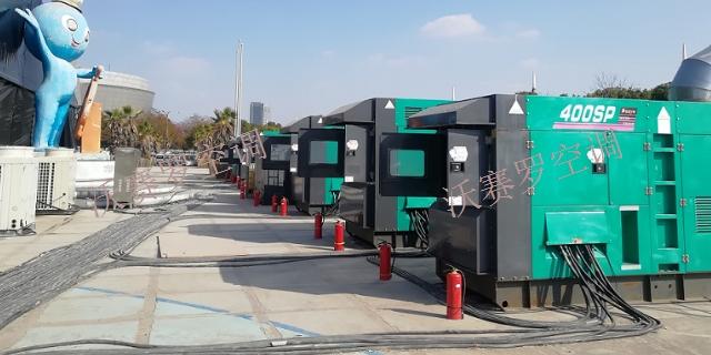 天津附近发电机租赁一个台班,发电机租赁