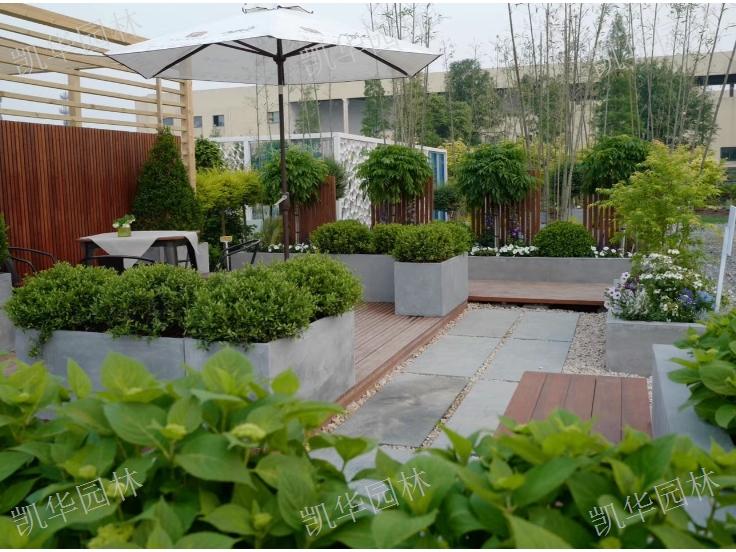 昆山酒店园林养护工「上海凯华园林绿化工程供应」