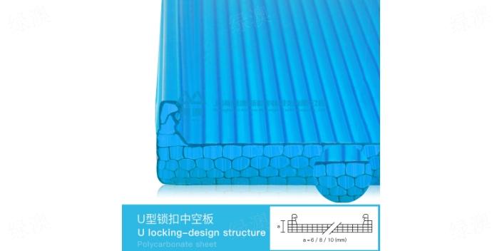 福建插接型陽光板 誠信服務「上海綠澳新材料供應」