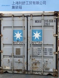 金山区知名二手集装箱厂家,二手集装箱