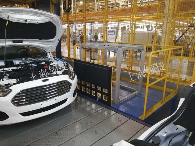 长春汽车检装线TPMS系统 有口皆碑「上海领捷信息技术供应」