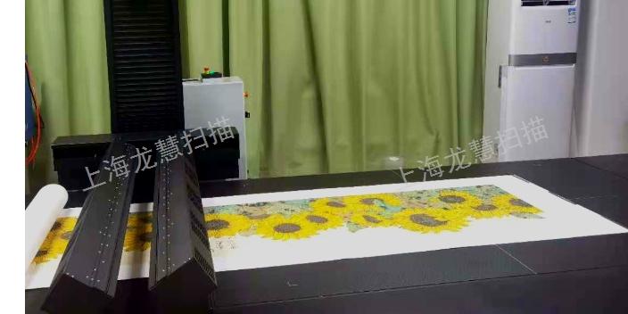 陕西装饰画扫描「上海龙慧艺术供应」