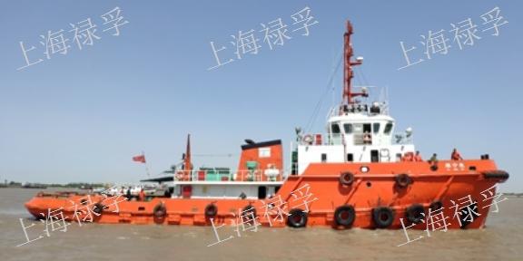 航海拖轮船「禄孚供」