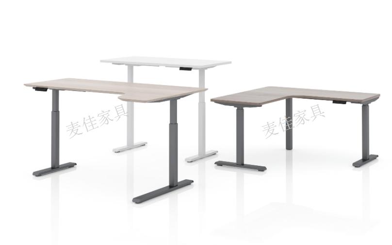 崇明区电动升降桌安装视频「上海麦佳家具供应」