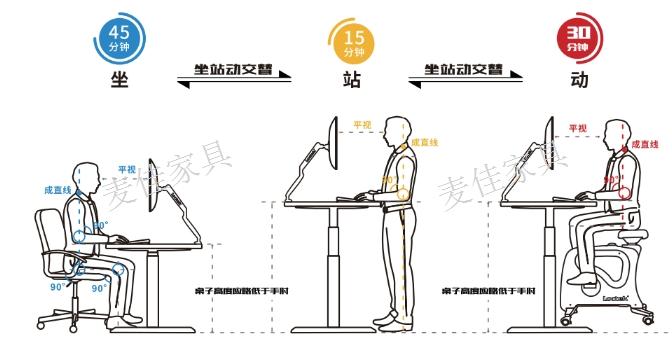 芜湖升降桌「上海麦佳家具供应」