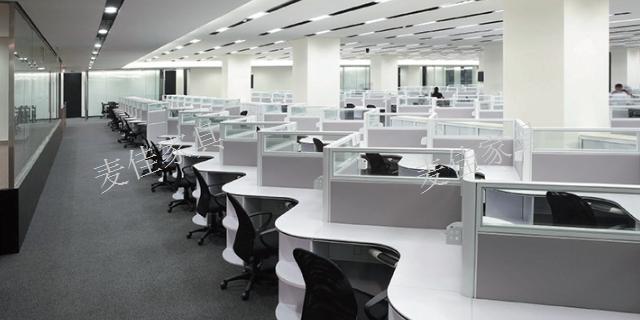 丽水有屏风工位桌「上海麦佳家具供应」