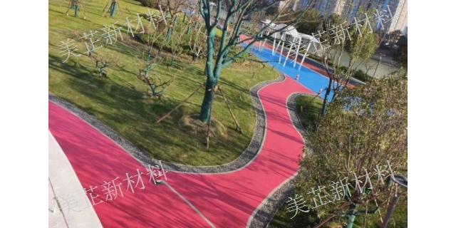 徐州防滑路面彩色标准做法「上海祥石新材料供应」
