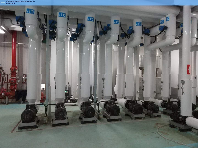 福建直銷PVC保溫外護哪家便宜 創新服務「浩卓新型保溫材料供應」