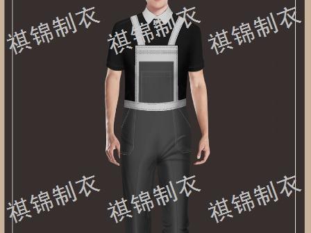 气质工程服工装 订做「上海祺锦制衣供应」