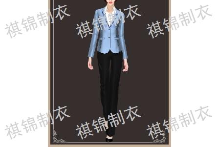 上海地区专属西服制服 定制「上海祺锦制衣供应」