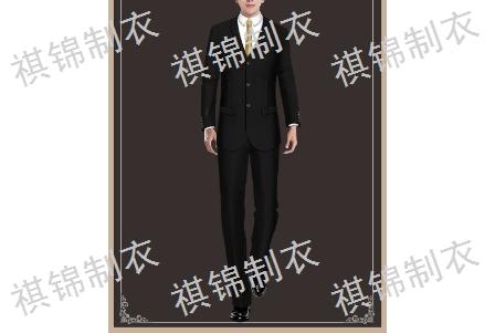 上海市商務西服設計 定做「上海祺錦制衣供應」