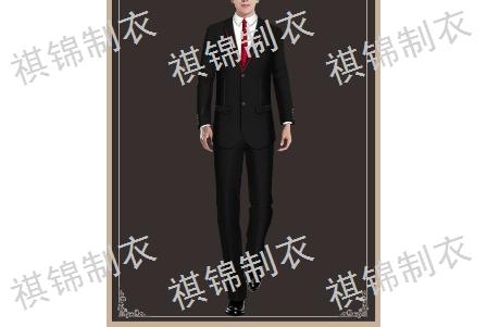 定做西服制作 定制「上海祺錦制衣供應」