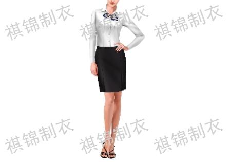 上 海市職業裝襯衫制作 訂做「上海祺錦制衣供應」
