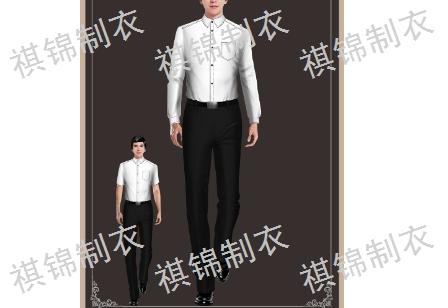 個性化襯衫工作服 定做「上海祺錦制衣供應」