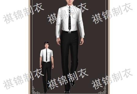 静安区订做衬衫 定制「上海祺锦制衣供应」