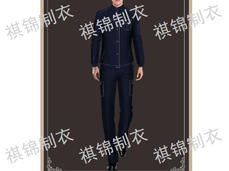 商务工程服 定制「上海祺锦制衣供应」