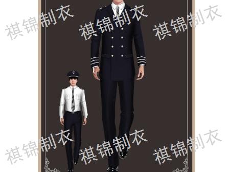 上海市区正规保安服设计 定制「上海祺锦制衣供应」