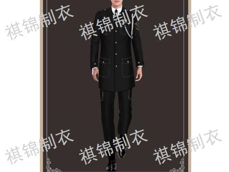 上海订制保安服企业 订做「上海祺锦制衣供应」