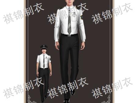 上海冬季保安服 定做「上海祺锦制衣供应」