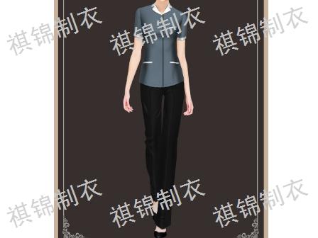 上海訂制保潔服制作 歡迎來電「上海祺錦制衣供應」