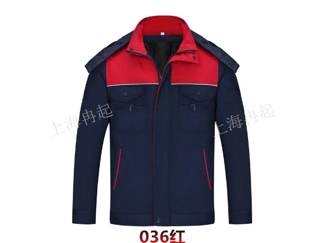 黄浦区职业加厚工作服图片 值得信赖「上海冉起服饰供应」