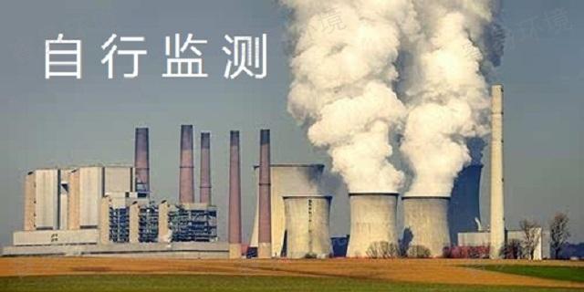 泰兴自行监测单位 诚信为本「上海睿易环境科技供应」