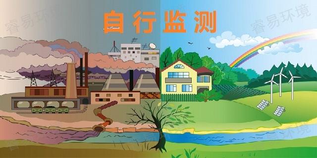 靖江污泥自行监测 诚信为本「上海睿易环境科技供应」