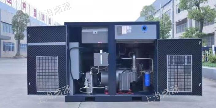 崇明区永磁捷豹空压机营销中心 欢迎来电 上海顺源机械设备供应