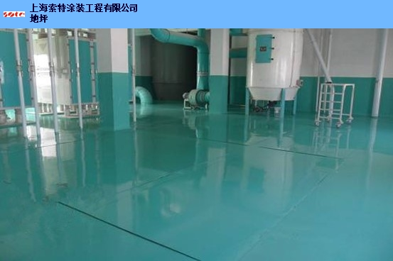 安徽环氧地坪按需定制 推荐咨询「上海索特涂装工程供应」