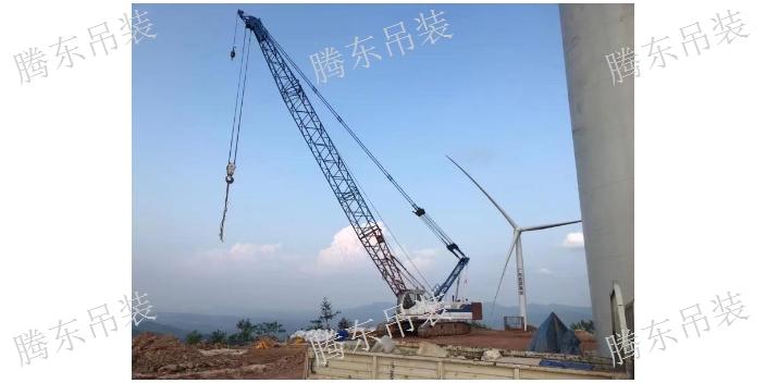 上海小型吊車租賃多少錢