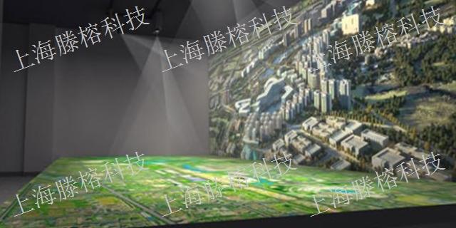 上海全息投影沙盘内容制作,数字沙盘