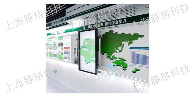 奉贤区多功能自动滑轨屏 抱诚守真「上海滕榕智能科技供应」