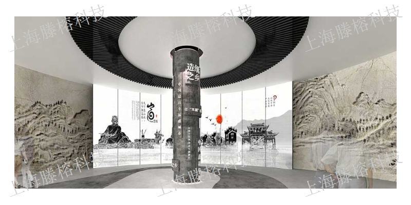 宝山区数字展厅诚信合作 诚信服务「上海滕榕智能科技供应」