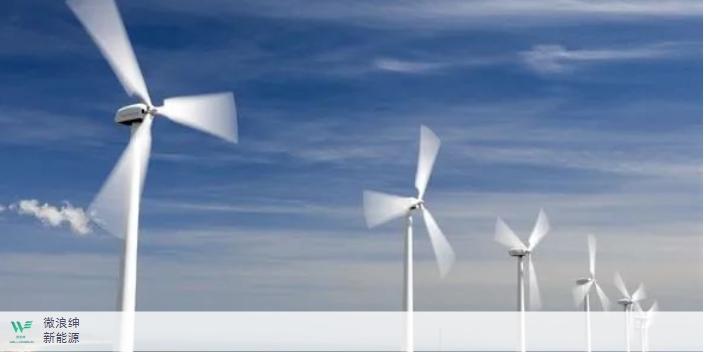 内蒙古电控S型水平景观五叶片风力发电机 欢迎咨询 深圳市微浪绅新能源科技供应;