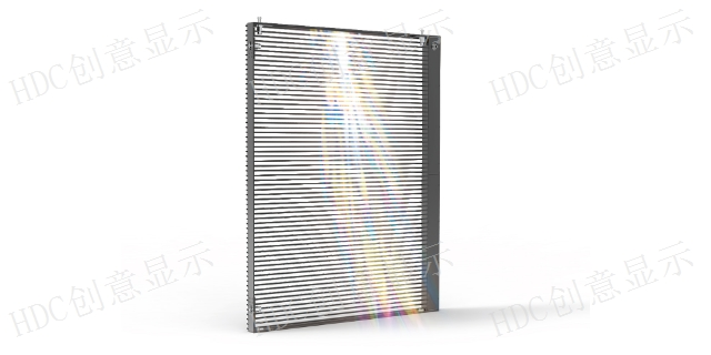 上海HDC幕墙led透明屏企业,HDC幕墙屏