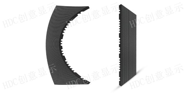 江苏专业售卖led柔性屏,HDC柔性屏软模组