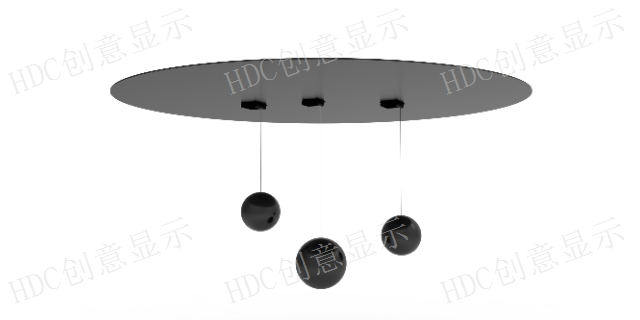 上海HDCled球形显示屏价格,HDC球形屏弧形屏